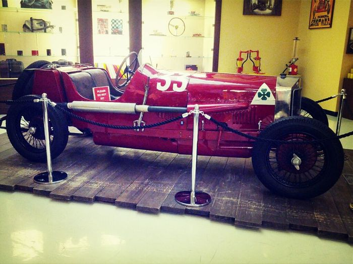 Vintage Ferrari Scudera