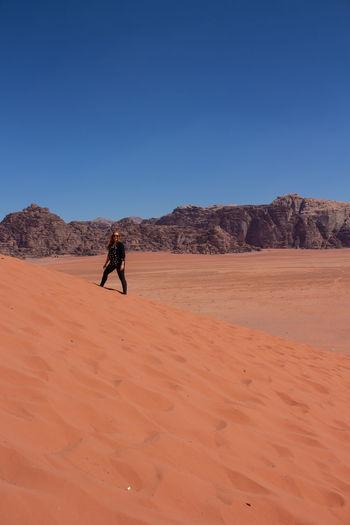 Sky Desert Land