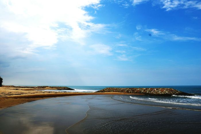 One of my fave places Nature Brunei Darussalam Tranquility Beach Beauty In Nature Tanjung Batu Brunei
