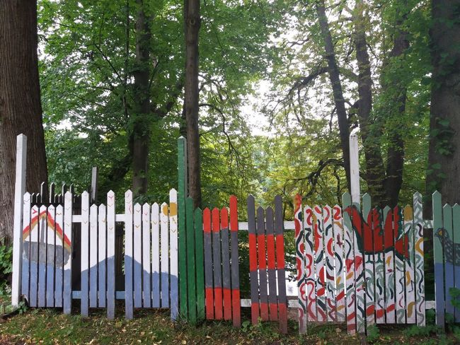 Pic_of_the_day Outdoors No People Vacation Time Eutin Fences Zaun Femalephotographer Eutin Kunst Am Bau