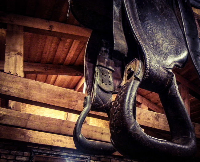 Stirrup Saddle Barn