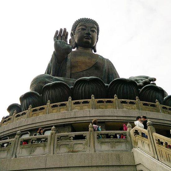 That's How for now Bigbuddha Tiantanbuddha Hkig Buddha