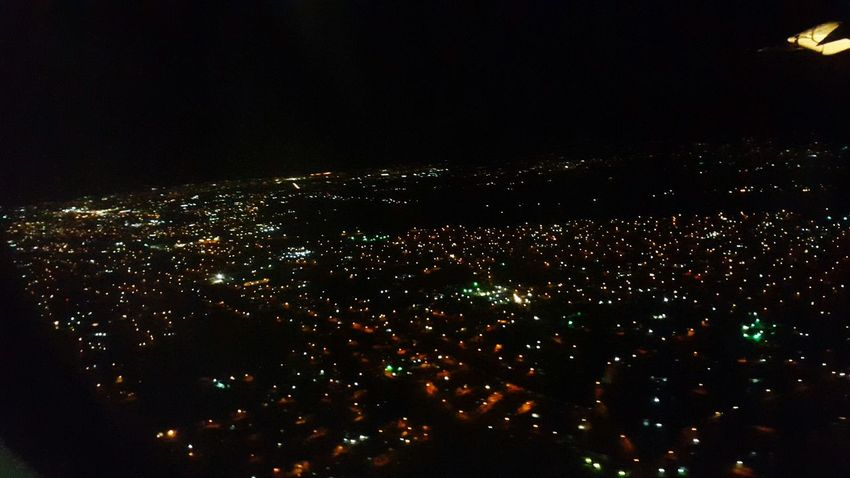 Barbados at night... Citylights Barbados Night Lights Caribbean Islandinthesun