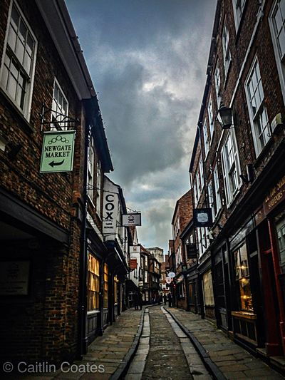 The Shambles of York Landscape Documentary Streetphotography Yorkshire England United Kingdom Street Haunted Outdoors Traveling Old Architecture Taking Photos From My Point Of View EyeEm Best Shots Seeing The Sights