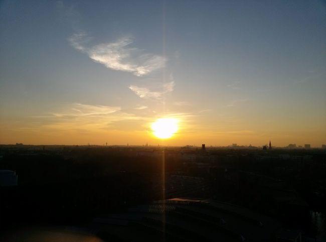 Sunporn Sundown At The Office Berlin