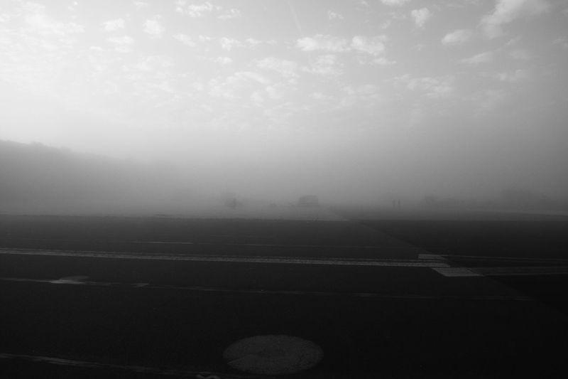 Background Berlin Tempelhof Caravan Caravanning Early Early Morning Fog Foggy Day Foggy Morning Landscape Morning Light Nature Nature Photography No People Outdoors Scenics Tempelhof Tempelhofer Feld Tempelhofer Feld (Tempelhof Field) Tempelhofer Freiheit