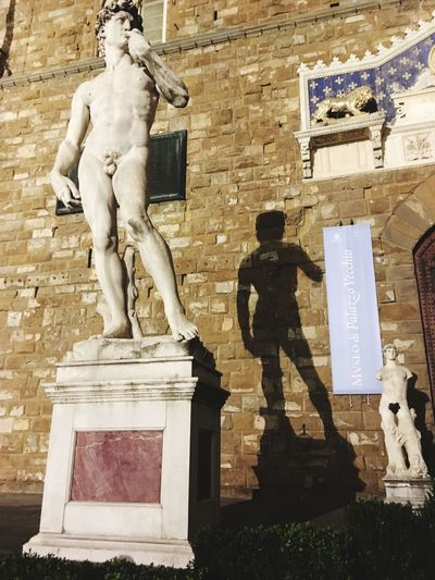 David Sculpture Human Representation Art And Craft Representation Statue Male Likeness Architecture History Creativity The Past Travel Destinations Craft Built Structure No People Memorial