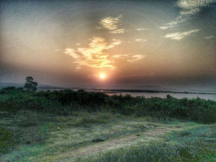 Beautiful Earth Sunset Landscapes Popular Photos Beautiful