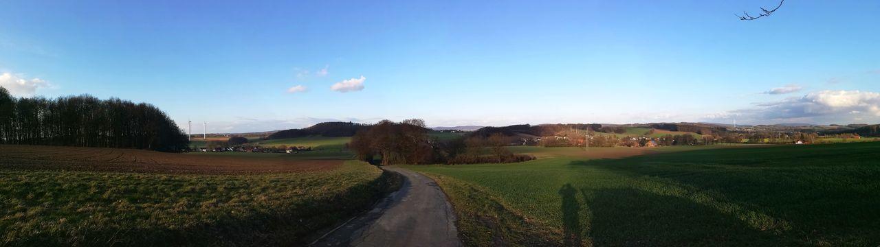 Lippisches Hügelland Barkhausen Detmold, Germany Brockhausen Hügelland Lippisch Hügelland Kreis Lippe