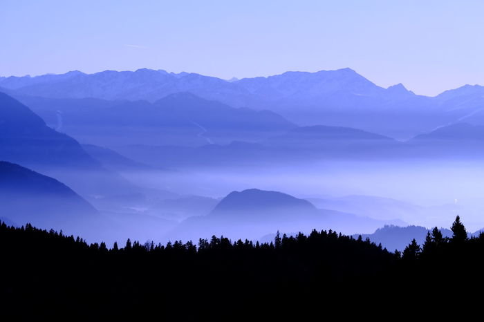 Michael Lindt Alps Background Backgrounds Beauty In Nature Blue Blue Sky Clear Sky Landscape Mountain Mountain Range Nature Nature Nature_collection Night No People Outdoors Scenics Silhouette Sky Tranquility Scene