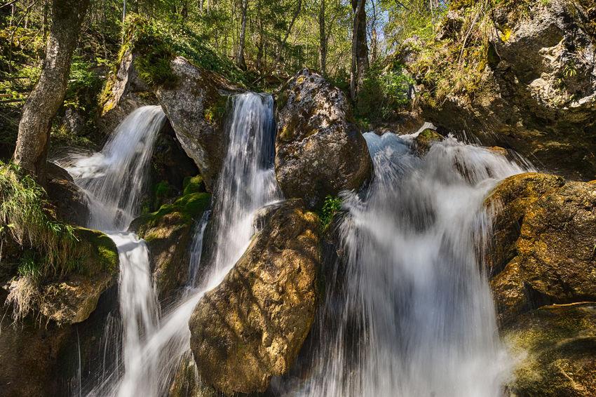 Hike from last weekend, Beauty In Nature EyeEm Nature Lover Hike Kraftort Long Exposure Myrafällle Nature Outdoors Water Waterfall
