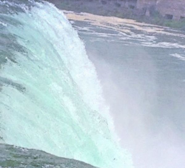 The beauty of the falls in July... Buffalo Missions