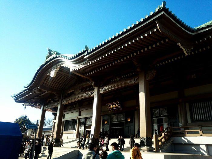 確か昨年は修繕中だったはず。 総持寺