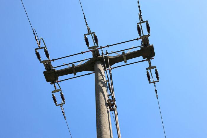 Electrical grid, high voltage transmission line Pylon Electricity  Electricity Networks Electricity Pylon Energy Energy Industry Energy Supply Power Line