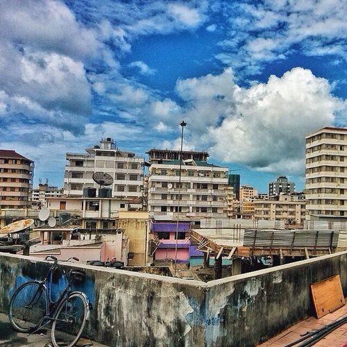 Kariakoo   Dar   Tanzania . . . Indaressalaam Visiterlafrique Architecture Skyhunter Shutterbugstz MyTanzania Vscocam VSCO Nexus5 Huffingtonpost Photographytz
