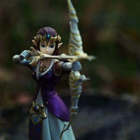 Nendoroid Figma Goodsmilecompany Action Figures Zelda Twilightprincess