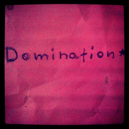 Доминация