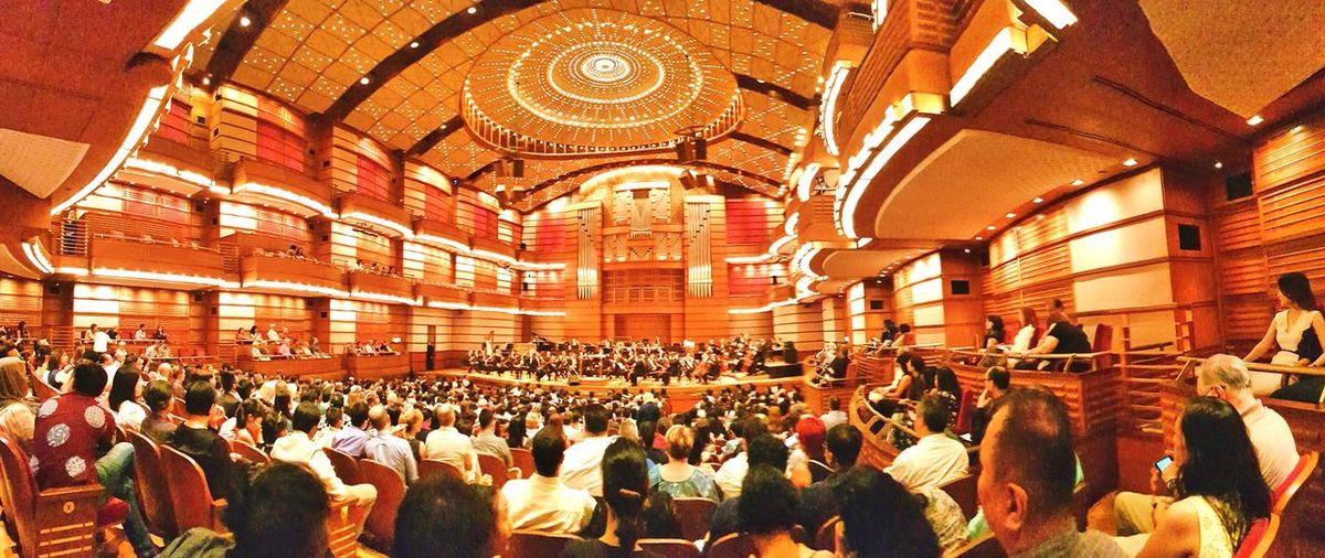 Bernstein's Broadway by Malaysian Philharmonic Orchestra Orchestra Concert  Opéra Classical Music Music Lifestyles