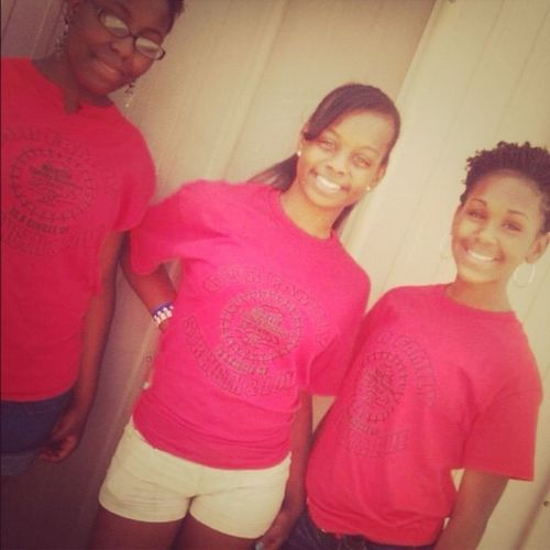 #Throwback of Us at the Family Reunion