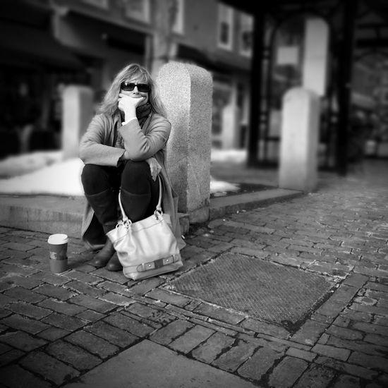 Streets of Portsmouth... (2) Shootermag AMPt_community EyeEm Bnw Portrait