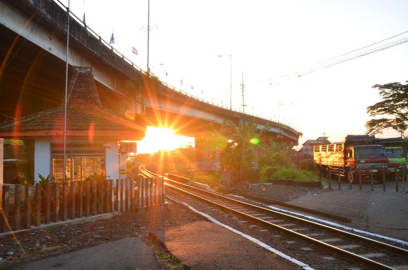 sun burst Nikon
