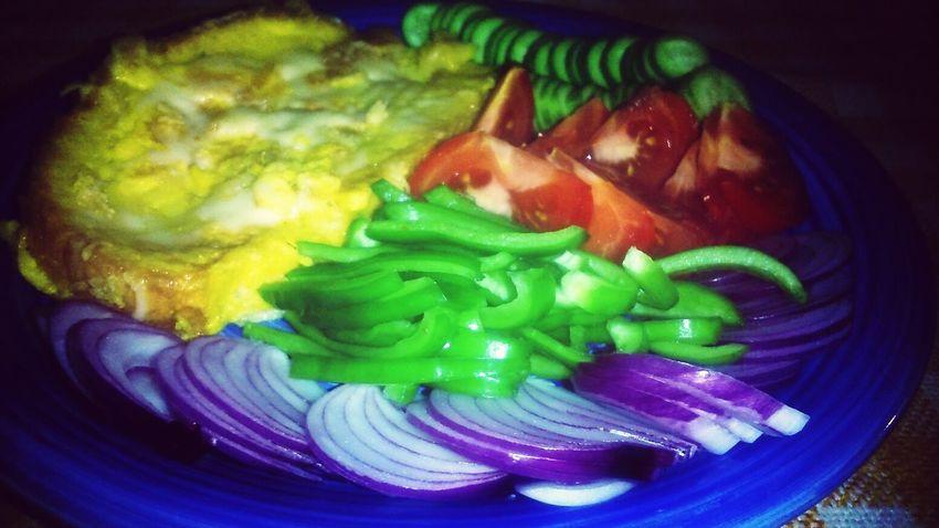 after hard work :) Food Healthy Healthy Food