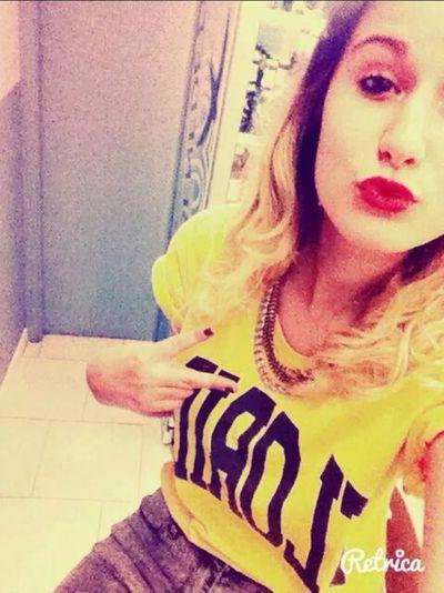 Retrica NewTshirt😍 FloridaTshirt YellowTshirt IloveIt ♡♥♡♥♡♥♡♥♡