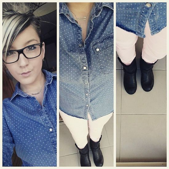 Look Ootd Dujour Bonjour Travail Kiff Pictures Love Hair Style 😍🙈👱💇💆
