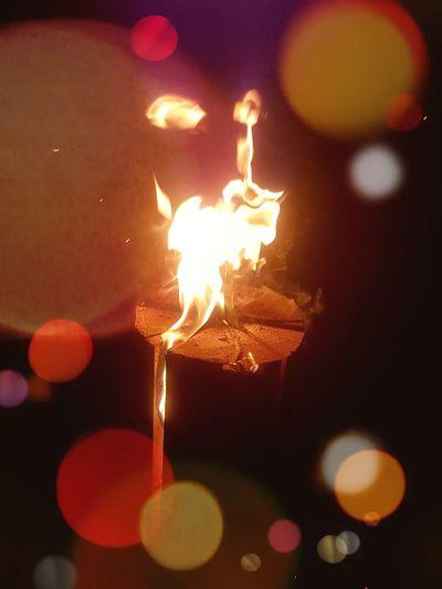 Romantic Flame