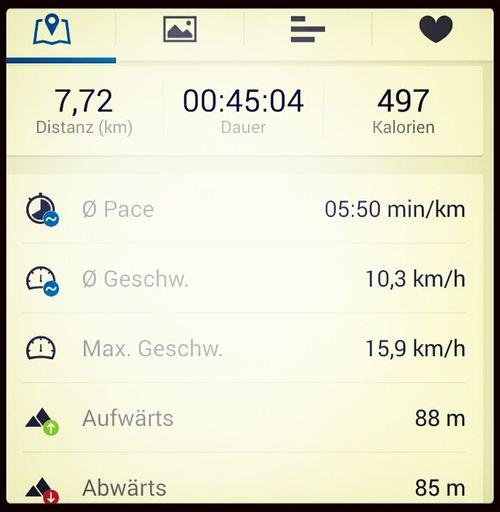 45 Min Lauf Total Im Rasch Ichliebesie ❤