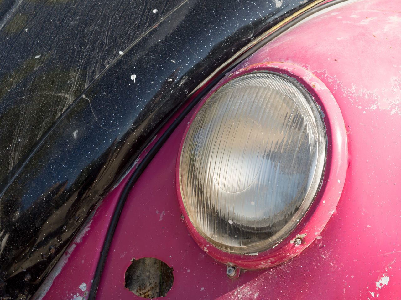 car, headlight, transportation, mode of transport, land vehicle, close-up, outdoors, day, no people
