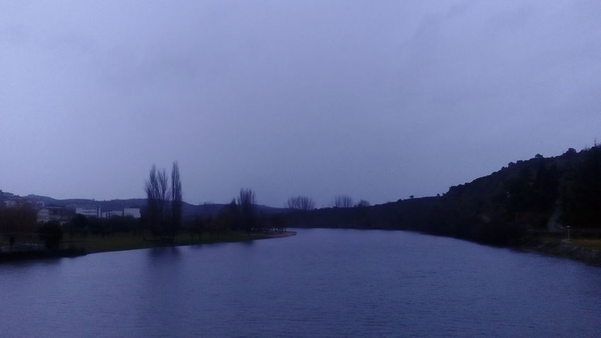 Bad weather in Portugal... Still beautiful Nature Bad Weather Beauty In Nature River View TeresaMorais