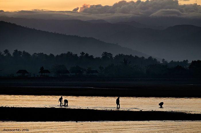 """Layers"" Fujifilm Fujixt1 Travel Photography Sunset"