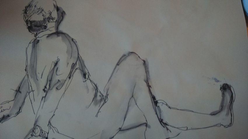 More life drawingd The Purist ( No Edit, No Filter ) Drawings Blackandwhite ArtWork
