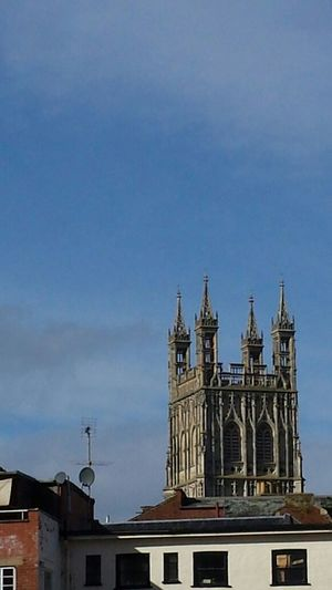 Cathedral Gloucester Cathedral Matchday
