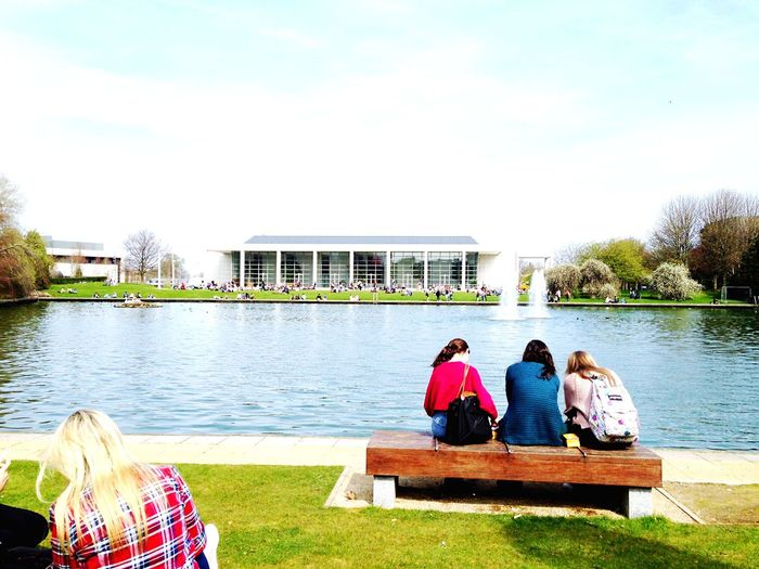 Sunny day at Ucd First Eyeem Photo