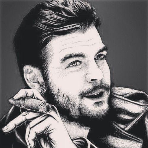 El_che Ernesto_Guevara Hasta_la_Victoria_siempre