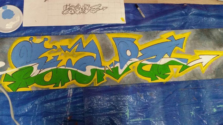 SAMDORA Work In Progress Progress Work Graffiti Graffiti Art ArtWork