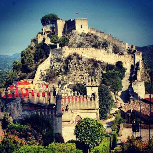 Nice Castle Xativa