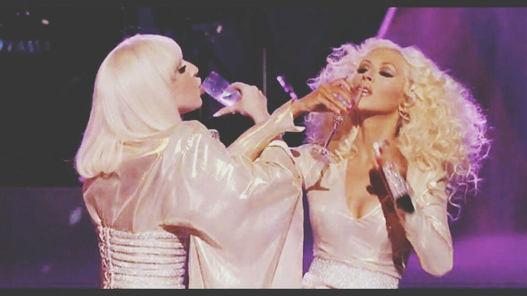 Do what you want with my body Christinaaguilera Xtina Ladygaga Gaga