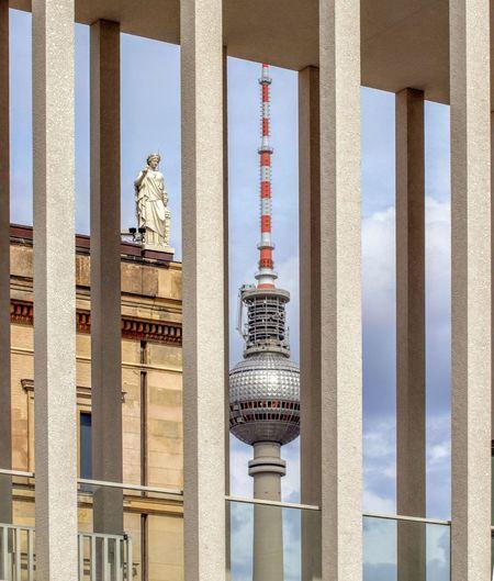 Layers of berlin