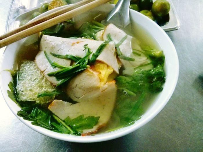 So yummy <3 Vscocam Vietnam Food Breakfast Hanoifood
