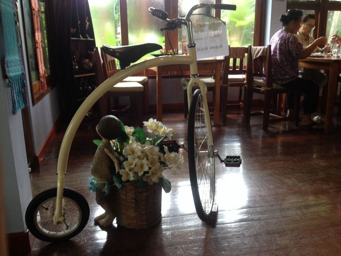 Wood Bikecycle Bikecycle Vintage Coffee Shop