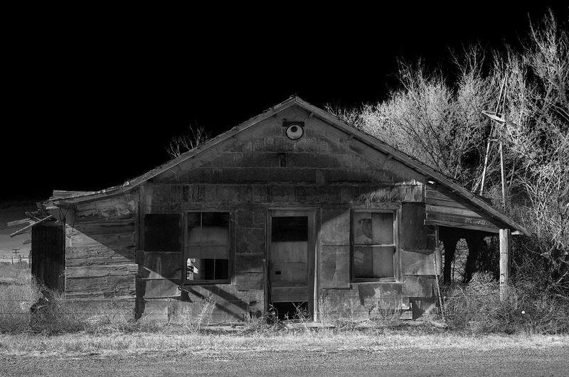 Sheetmetal Exchange Abandoned Places Kansas Rural America Rural Scene Along The Road Monochrome Old Store Ghost Town Prairie Black And White High Plains Sheetmetal Exterior Building Exterior Showcase: January