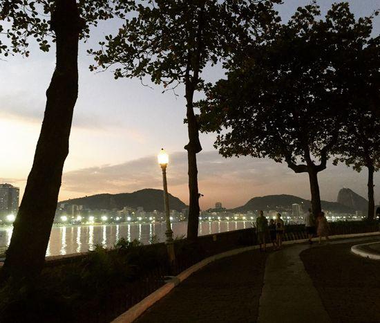 Copacabana view from Copacabana Fort , Rio . / Rio De Janeiro Riodejaneiro Darkness And Light Bestof_marcelo_mol Showcase July