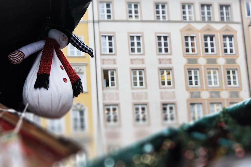 Munich Christmas Marienplatz