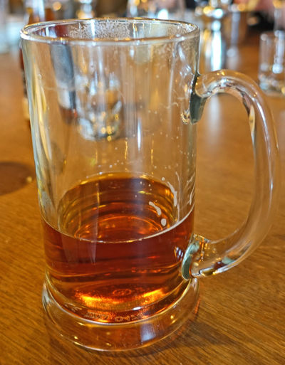 1/3 Full Glass 2/3rds Empty Alcohol Beer Glass Beer Glass Close-up Day Drink Drinking Glass Food And Drink Freshness Indoors  No People Refreshment Table