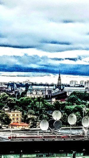 Stockholm, Sweden Mosebacke Södermalm Stockholm