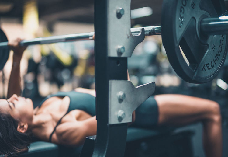 Woman Power Close-up Day Exercise Equipment Exercising Focus On Foreground Gym Health Club Healthy Lifestyle Human Hand Indoors  Lifestyles Men One Person People Real People Sports Photography Strength Woman Of EyeEm Woman Training