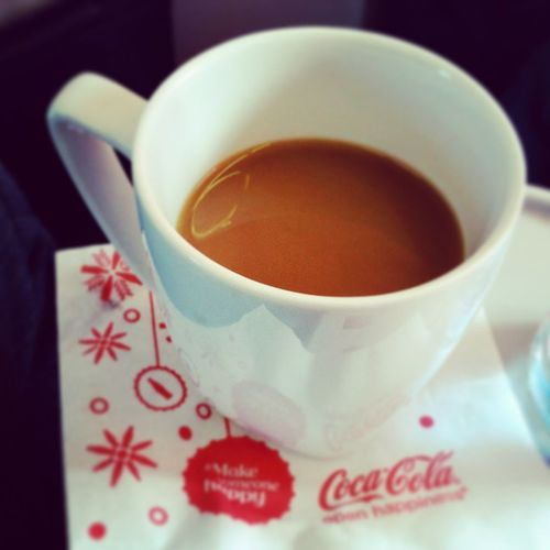 It may be Coffee to everyone else but it's the little things that make life easier. To my awesome flight attendant Sadie on Delta flight 4790 thanks for making my trip awesome. Enjoythelittlethings RememberToSayThankYou Travel